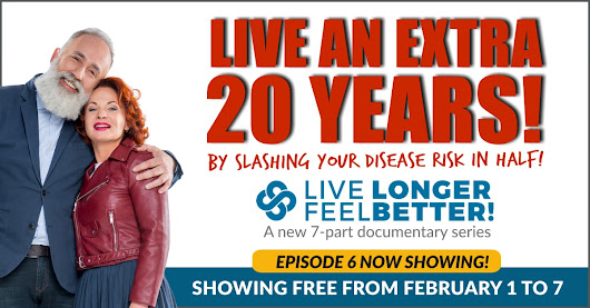 Airing Now: Live Longer, Feel Better!, Watch for FREE