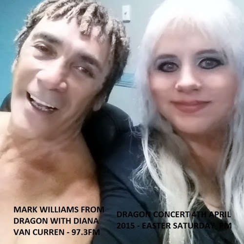 DRAGON INTERVIEW BY DIANA VAN CURREN