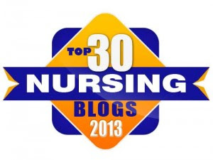 Best Nursing Blogs 2013