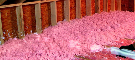 Attic Insulation - Oasis Air Conditioning and Heating