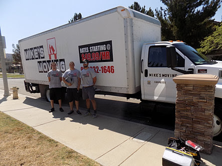 Mike's Moving Inland Empire Movers