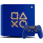 Sony PlayStation 4 Days of Play Limited Edition - 1 TB - Blue