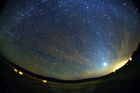 Look up this weekend: The Orionid meteor shower will light up the sky