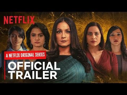 Bombay Begums Hindi Movie Trailer