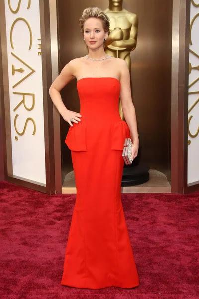 Jennifer Lawrence — Foto de Stock #52216611