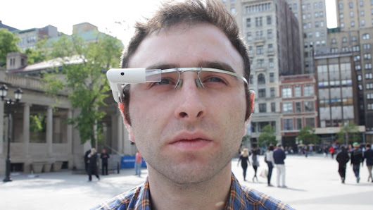 What People Look Like Taking Photos and Video Using Google Glass