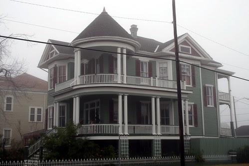 the george fox house