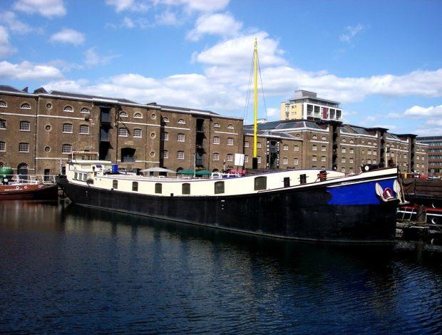 Docklands Museum, London, UK