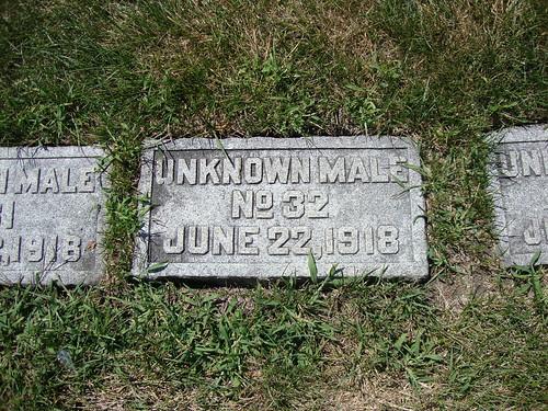 Woodlawn-Unknown male 32