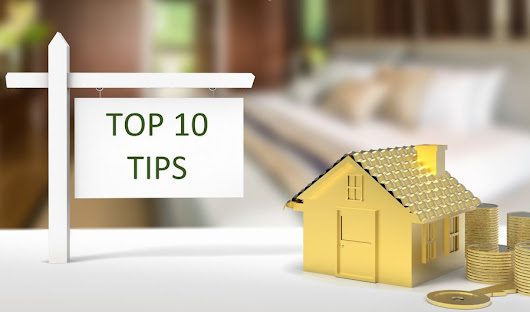 10 Tips for Real Estate Investing: I
