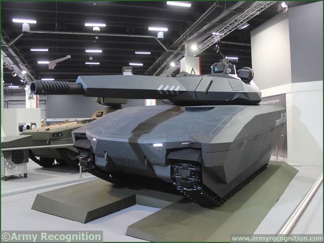En MSPO 2013, Exposición Internacional de Defensa de Polonia, polaco de Defensa Holding y BAE Systems, presenta un nuevo tanque para el ejército polaco. Este concepto de depósito / infantería ligera vehículo de lucha está aquí para ayudar a formalizar las exigencias polacas para su futura licitación.