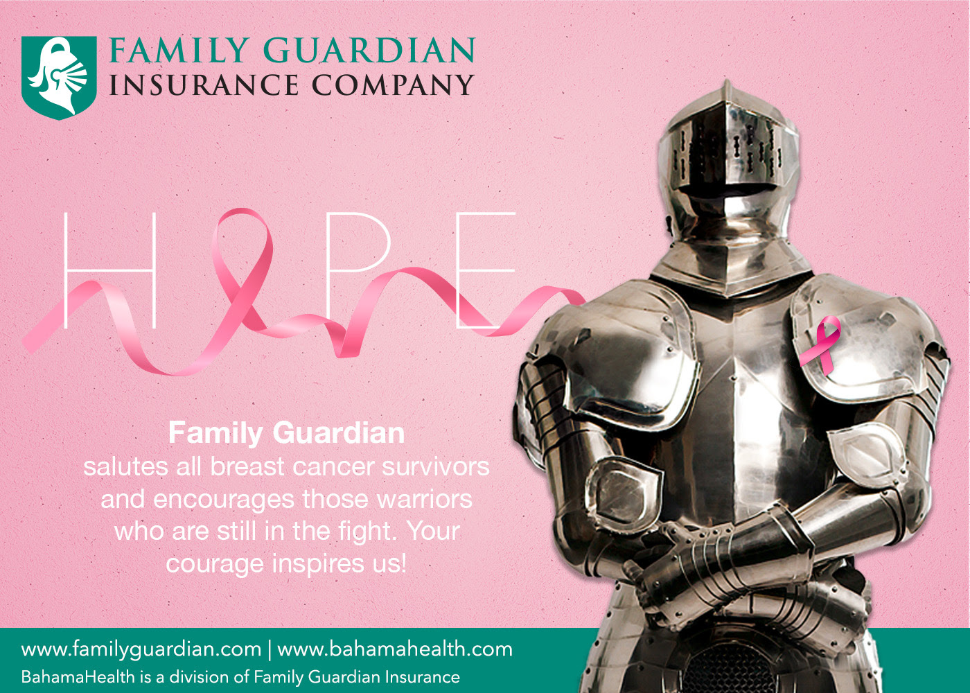 Breast Cancer Awareness Month - Family Guardian