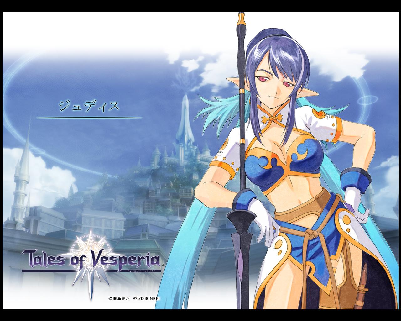 Wallpapers Tales Of Vesperia Wallpaper