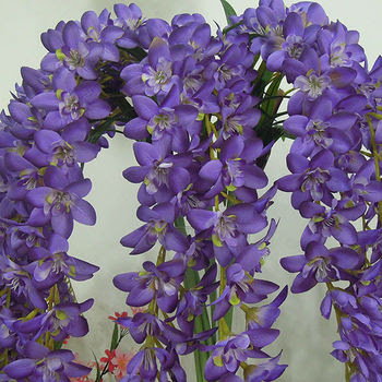 Cheap Wholesale Silk Flowers Thailand Orchid  Buy