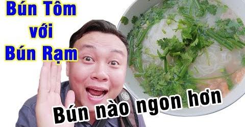 Review Bún Rạm Mỹ Hạnh - Du Lịch Ăn Uống Quy Nhơn #09