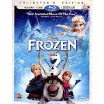 Disney Frozen [ Blu-ray/DVD/Digital Copy]