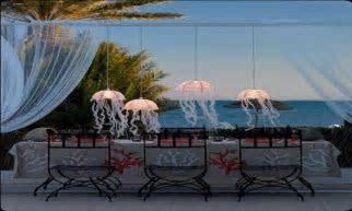 Christmas wreath centerpiece ideas, diy beach theme party