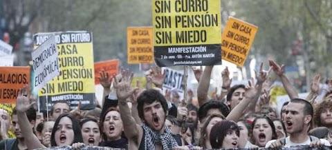 """Juventud sin Futuro: """"La política tradicional está muy alejada de los problemas de la calle"""""""