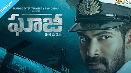 Ghazi Review, Ghazi Movie Review, Ghazi Attack Reviews Ratings