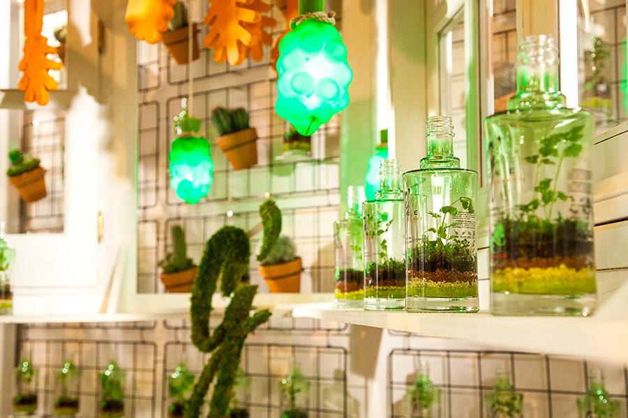 Monsieur Plant © 2016 • Bottle Plant • G'Vine / ARCO Madrid