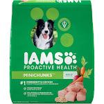 Iams ProActive Health Dog Nutrition, Premium, Adult 1-6 Years, Minichunks - 30 lb