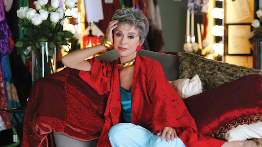 Puerto Rican Born, Bronx Raised Rita Moreno to Receive Kennedy Center Honors