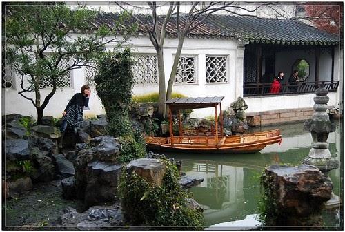 藍家生活的點點滴滴: 蘇州 - 留園