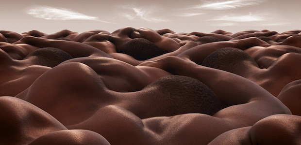 Bodyscapes: Creating Landscape Photos With the Human Body bodyscapes10