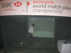HSBC Women's World Match Play at Grand Central