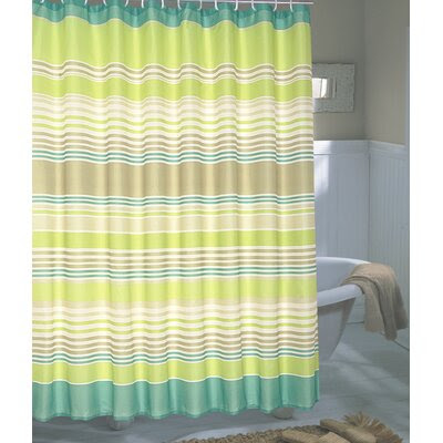 Green Shower Curtains | Wayfair