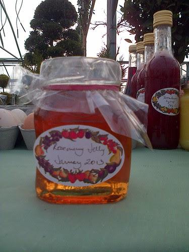 Rosemary jelly Feb 13