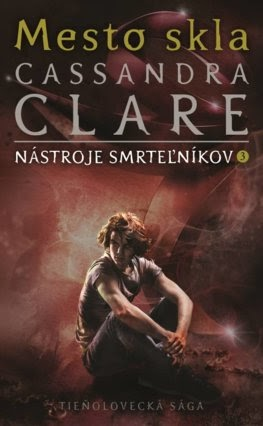 Cassandra Clare - Mesto skla