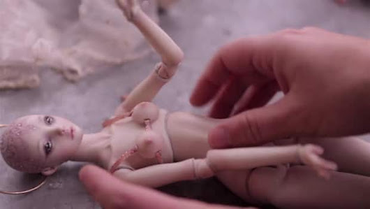 Canadian artist's dolls sell for thousands