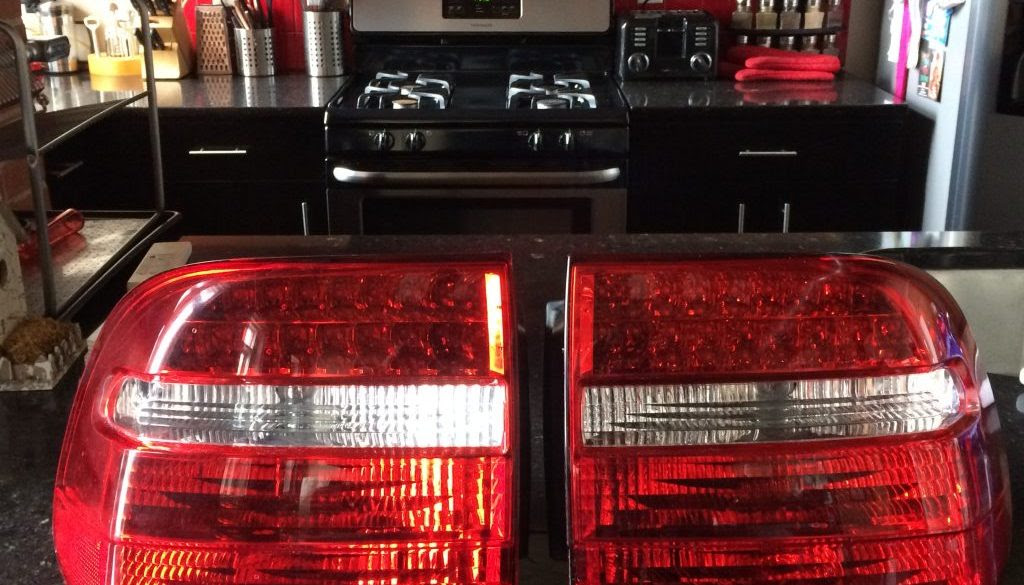 Porsche Cayenne Tail Lights Niagara Region Porsche Club Of