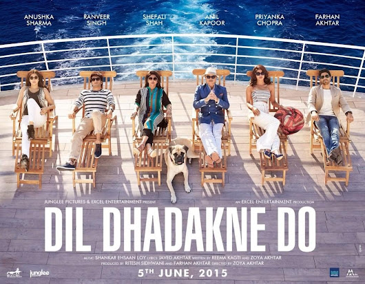 Whencut Goddamn | Dil Dhadakne Do Review  Ok first thoughts – when I...
