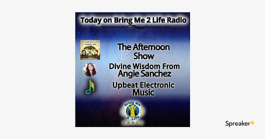 The Afternoon Show & Upbeat Electronic Music