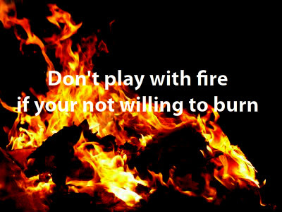 Quotes About Fire 571 Quotes