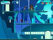 Jogar Duck dodgers planet 8 from upper mars mission 5 Jogos