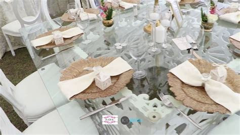 Bulawayo Wedding Decor by Touch of Class & V.I.P Hosting