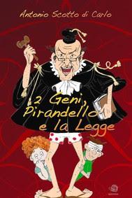 2 Geni, Pirandello e la Legge - copertina