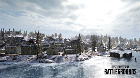 pubg winter map vikendi    thumbsticks