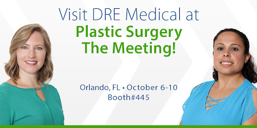 Three Reasons to Visit DRE at Plastic Surgery The Meeting 2017