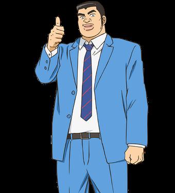 Ore Monogatari Takeo Gouda