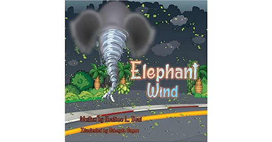 Vernita Naylor's review of Elephant Wind