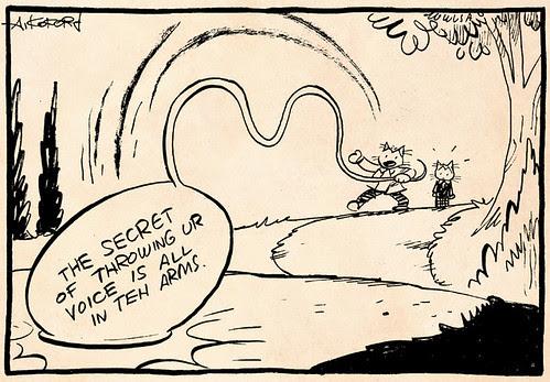 Laugh-Out-Loud Cats #2084 by Ape Lad