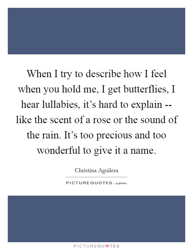 I Get Butterflies Quotes Sayings I Get Butterflies Picture Quotes