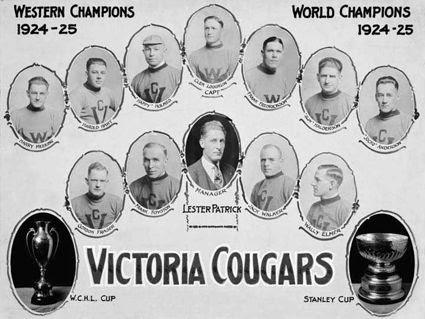 1925 Victoria Cougarsm