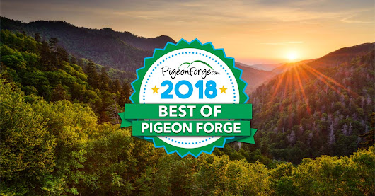 Vote For The Best Of Pigeon Forge 2018