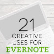 How To Use Evernote: 21 Creative Uses