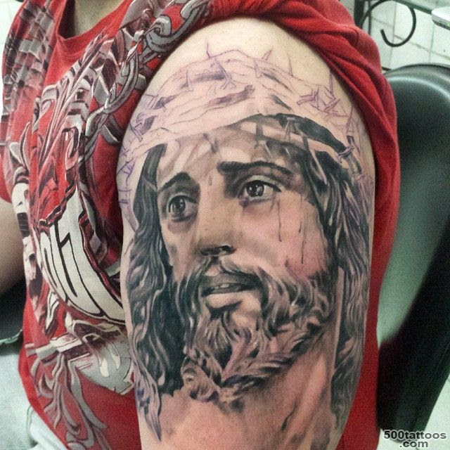 Jesus Tattoo Designs Ideas Meanings Images